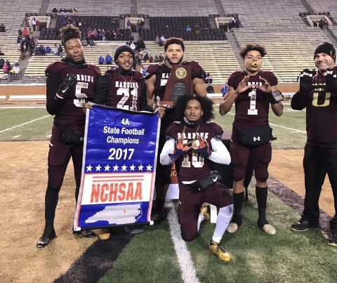 Football North Carolina High School Athletic Association