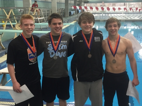 Nchsaa 4a diving championship results north carolina high school athletic association - Dive recorder results ...